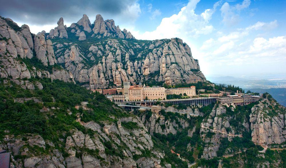 Catalunya, Montserrat