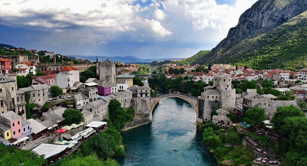 Bosna i Hercegovina, Mostar