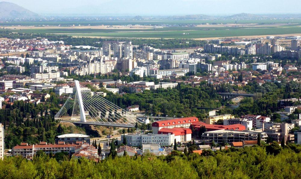 Crna Gora, Podgorica