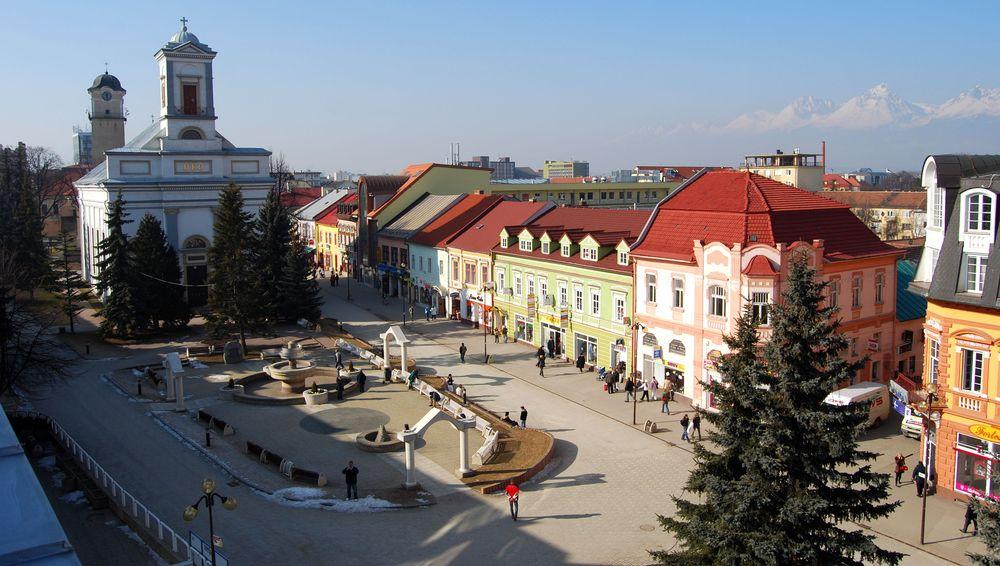 Slovensko, Poprad