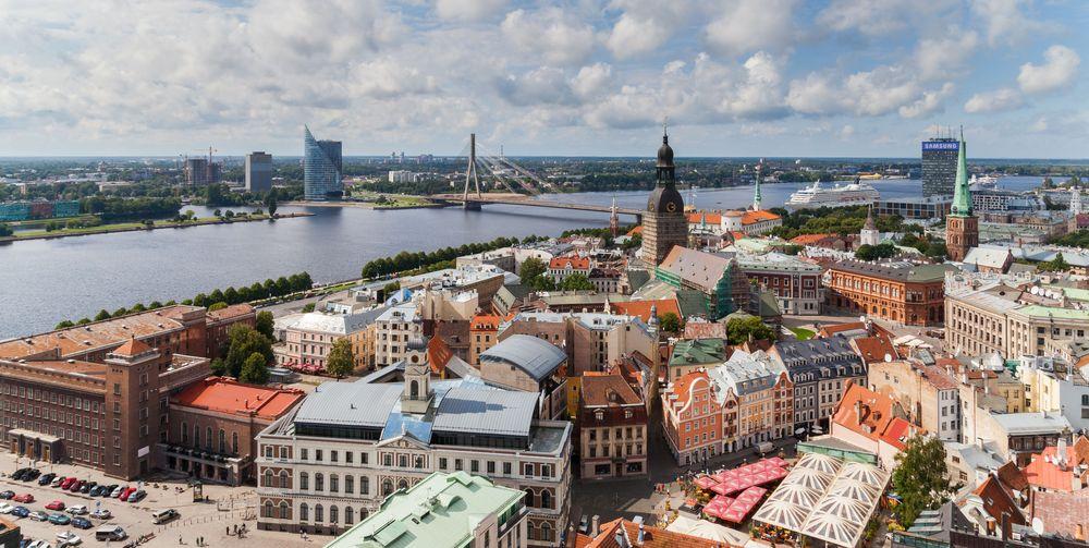 Latvija, Rīga