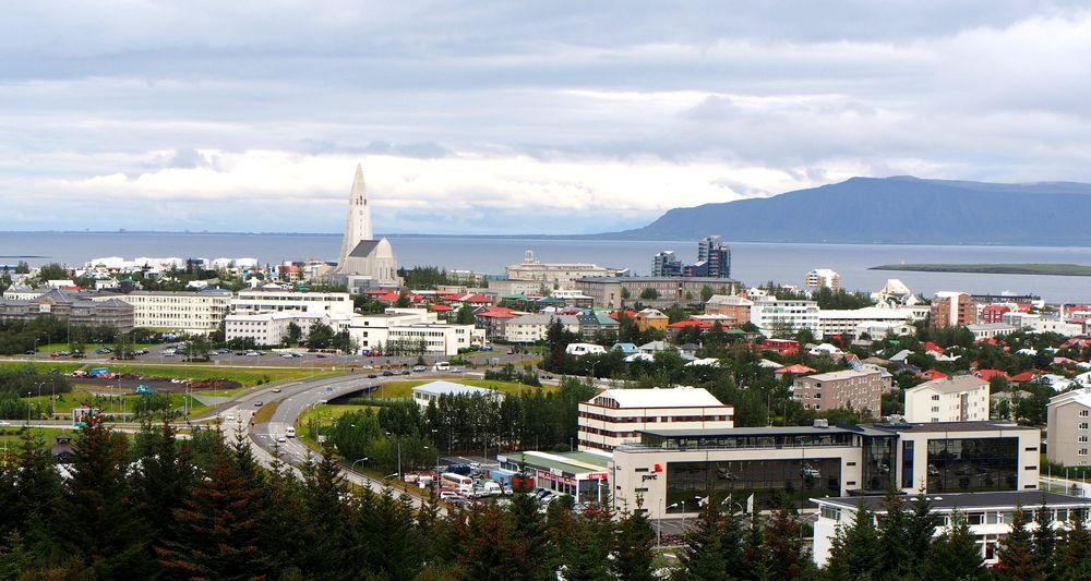 Ísland, Reykjavík