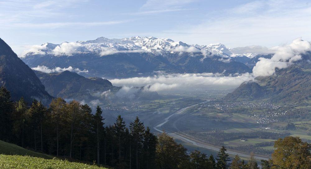 Liechtenstein, Rhein