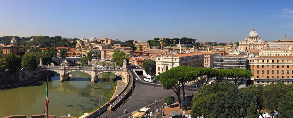 Italia, Roma