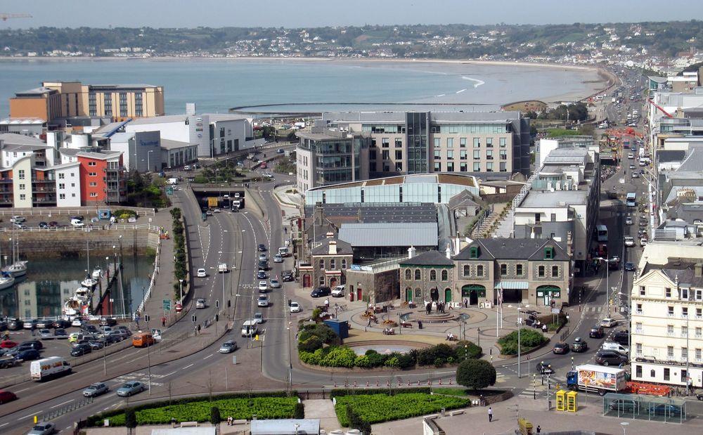 Jersey, Saint Helier