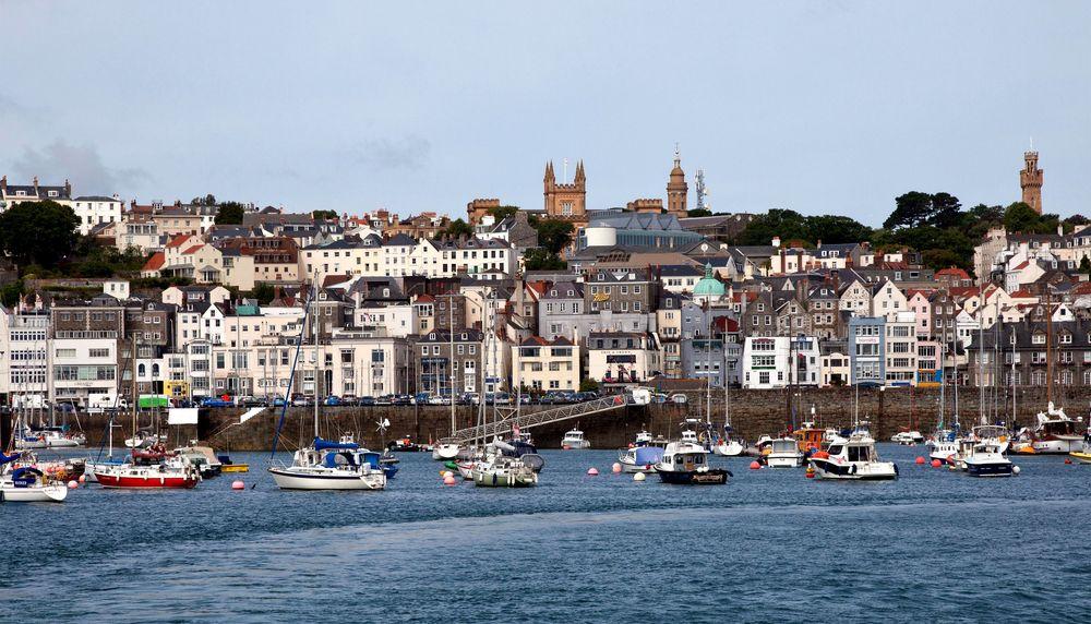 Guernsey, Saint Peter Port