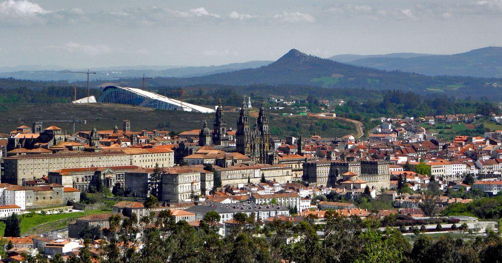 Galicia, Santiago de Compostela