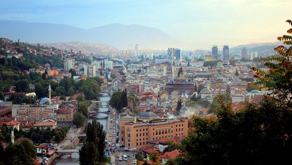 Bosna i Hercegovina, Sarajevo