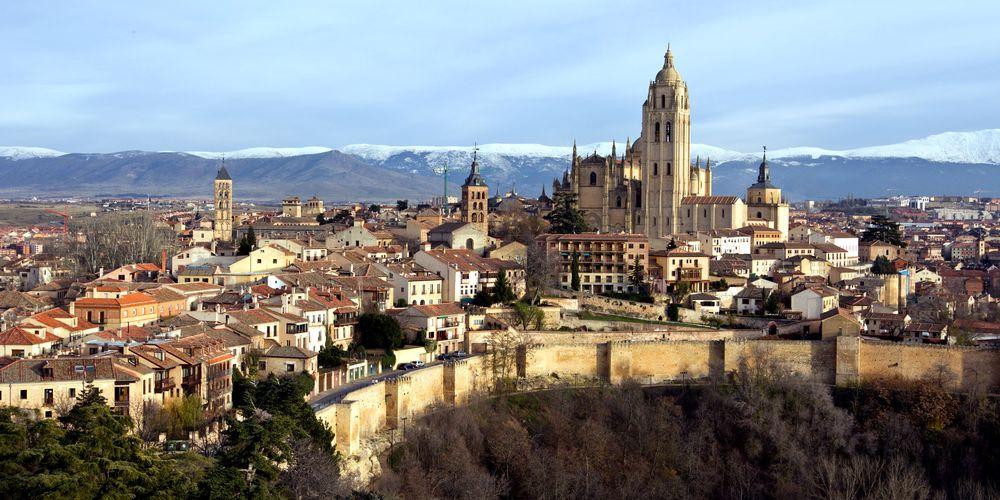 España, Segovia
