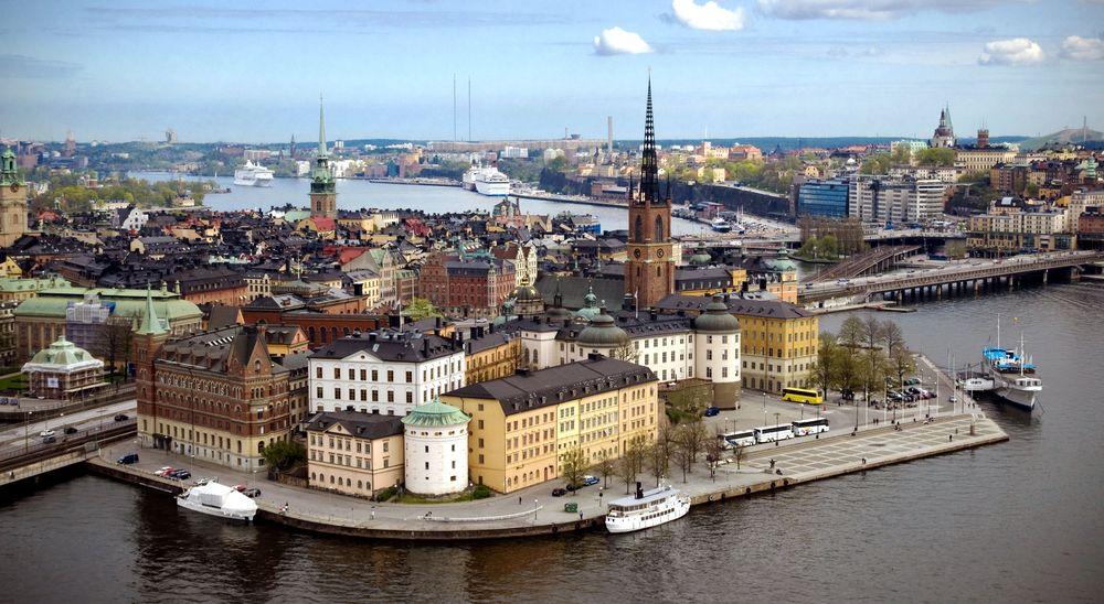 Sverige, Stockholm
