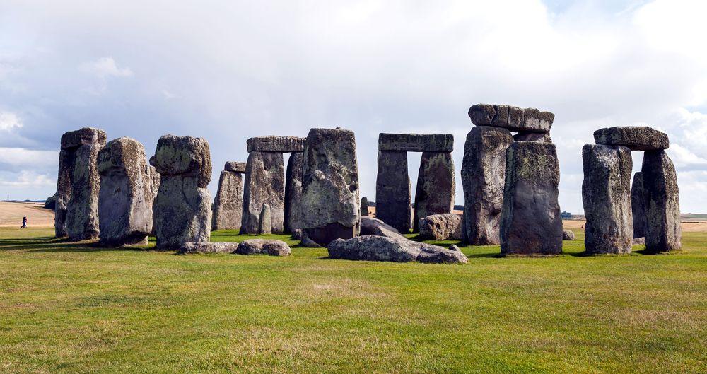 England, Stonehenge