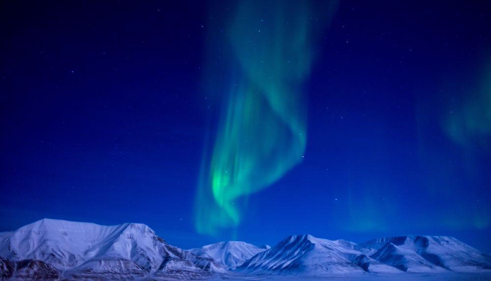Norvegio, Svalbardo