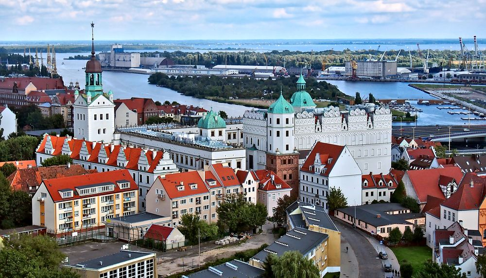 Polska, Szczecin