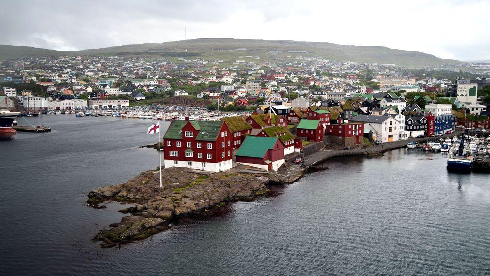 Færøerne, Tórshavn