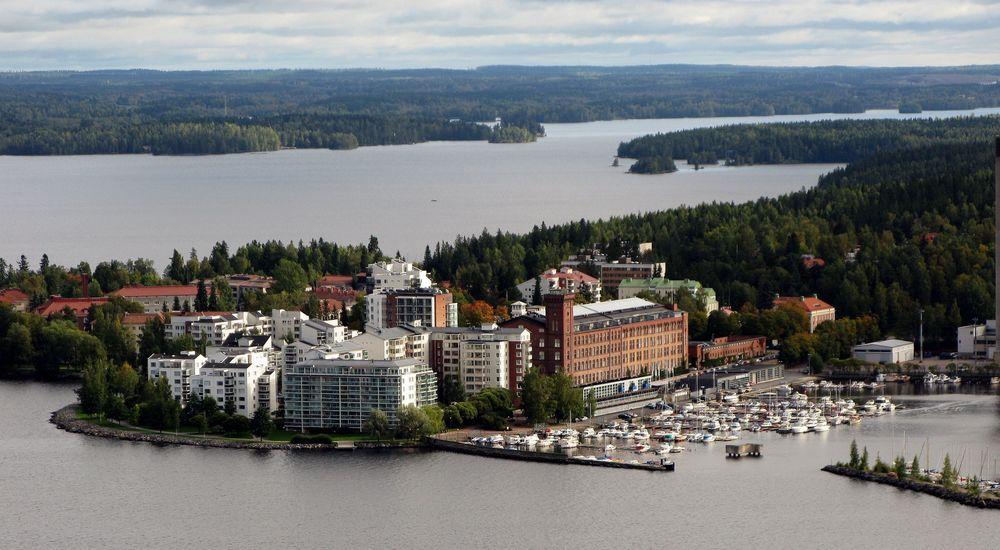Suomi, Tampere