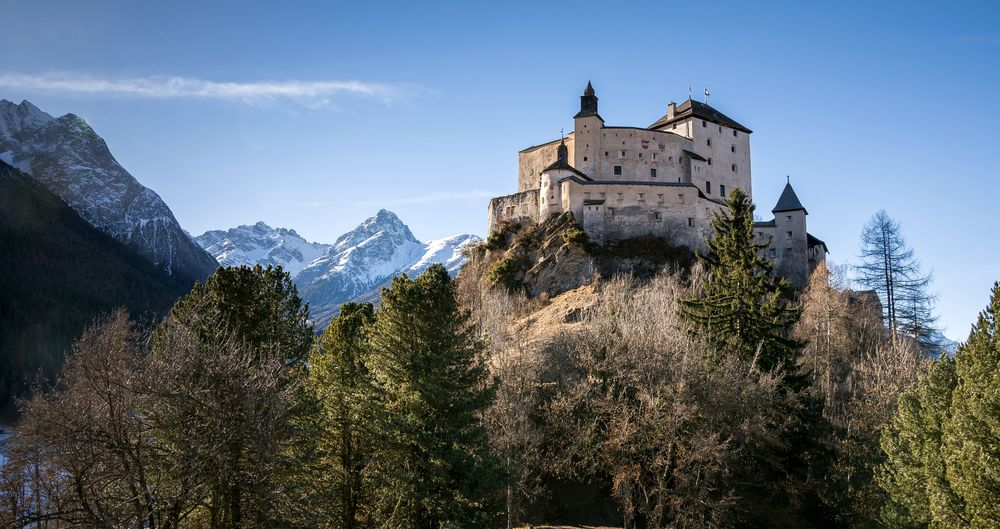 Schweiz, Tarasp