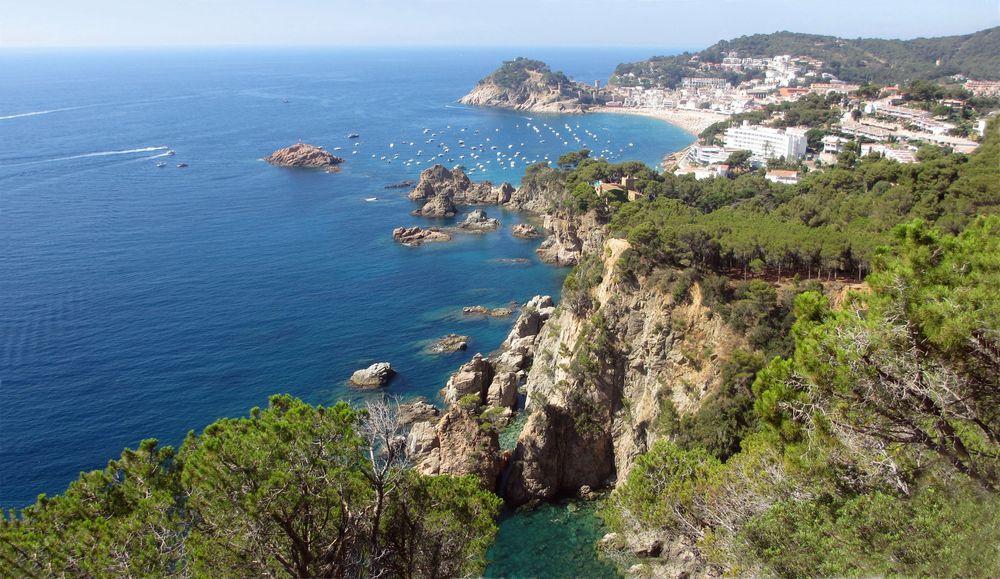 Catalunya, Tossa de Mar