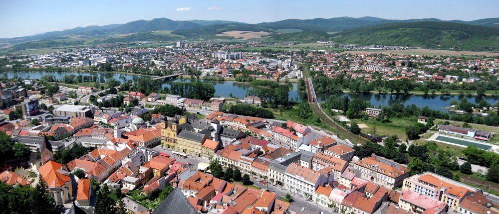 Slovensko, Trenčín