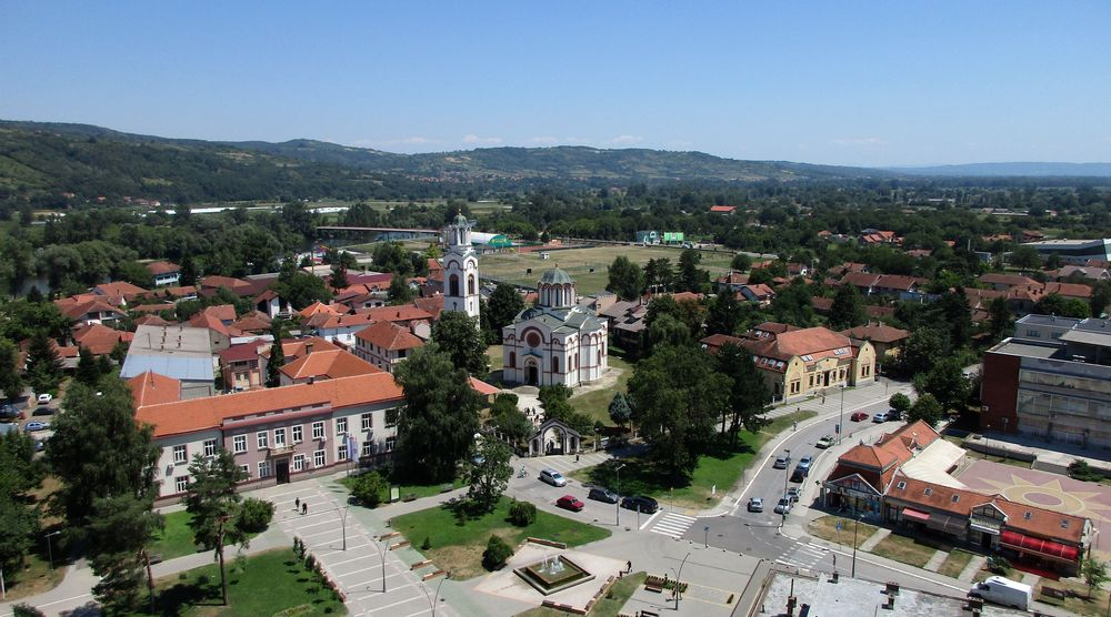 Srbija, Trstenik