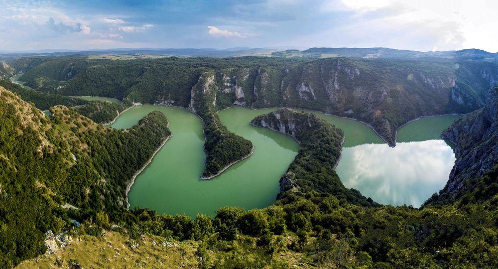 Srbija, Uvac