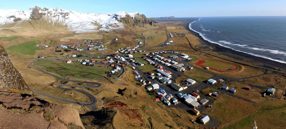 Ísland, Mýrdal