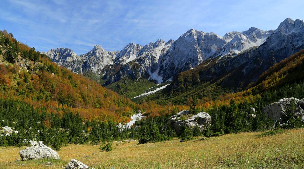 Shqipëria, Valbonë